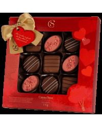 10- Caixa amo mais que chocolate 115g
