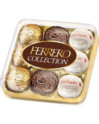 05- Caixa de Bombom Ferrero Collection com 7 unidades